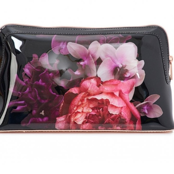 7911d51a26c578 NWT - Ted Baker splendour makeup bag